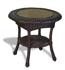Wicker Outdoor Rocking Chairs The Lexington All Weather Wicker Rocking Chair U0026 Table Bundle