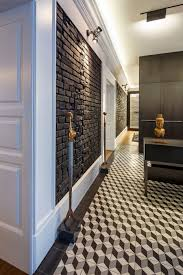 Accent Wall Patterns by Brick Accent Wall Home Design Ideas