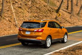 first drive 2018 chevrolet equinox 2 0l turbo