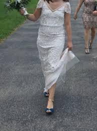 bhldn aurora size 6 wedding dress u2013 oncewed com