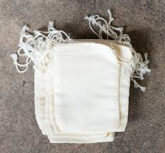 muslin favor bags sted favor bags that are so cool they could be the favor