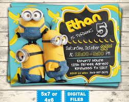 best 25 minion party invitations ideas on pinterest minion