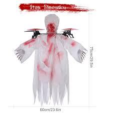 1031 halloween horrible creepy toothy flying ghost head skull rc
