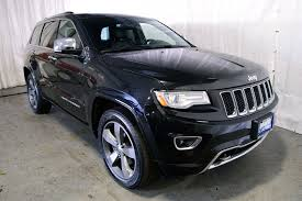 Used 2015 Jeep Grand Cherokee 4d Sport Utility Near Schaumburg
