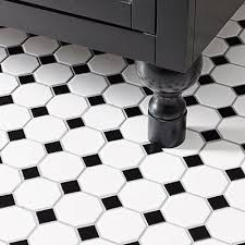 black and white tiled bathroom ideas black and white small bathroom ideas porcelain floor tile that