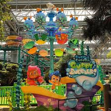 mall of america thanksgiving the bubble guppies have arrived swim out to nickelodeon universe