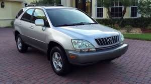 lexus suv 2002 for sale sold 2002 lexus rx300 suv for sale by autohaus of naples