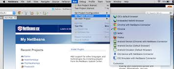membuat web php dengan netbeans configuration changing my web browser in netbeans 6 9 1 stack