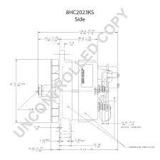 8hc2023ks alternator product details prestolite leece neville