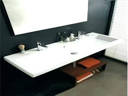 trough sink two faucets double faucet bathroom sink double faucet bathroom sink double