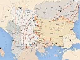 Balkans Map The War In The Balkans And The Middle East Olin U0026 Uris Libraries