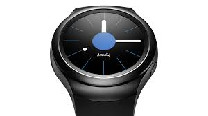 samsung gear s2 the official samsung galaxy site dark gray gear s2 with alessandro mendini watch face up close