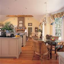 Country Style Kitchen Design by Dark Modern Country Kitchen