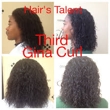 permanent curls for black hair gina curl hairstalent
