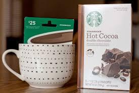 hot chocolate gift basket gift basket tutorial blushing rubies