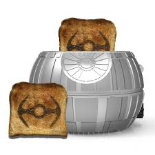 Coolest Toasters Wars Death Star Toaster Only 49 99