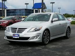 2013 hyundai genesis 5 0 r spec hyundai genesis 5 0 r spec in illinois for sale used cars on