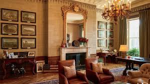 Interior Design White House The First Peek Inside The Obamas U0027 Private White House Stylish