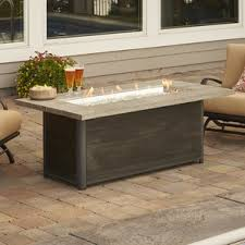 natural gas fire pit tables you u0027ll love wayfair