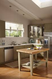 kitchen island with pendant lights countertops raised kitchen countertop ideas color trends cherry