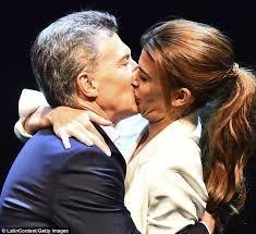 histoire de sexe bureau mauricio macri admits juliana awada she s insatiable in bed
