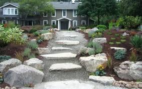Big Rock Garden Big Stones For Landscaping 5 Benefits Of A Rock Garden With