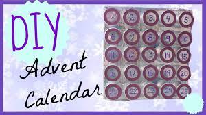 diy advent calendar diy christmas gifts youtube