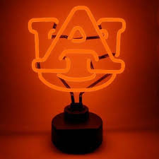 auburn neon sign tigers cave gifts