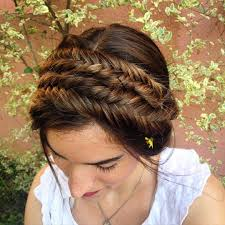 fabulous ideas for styling a fishtail braid