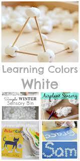teaching colors white happy home fairy