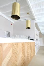 Yellow Reception Desk Best 25 White Reception Desk Ideas On Pinterest Office