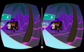 browse facebook photos in virtual reality with spaceout vr vision