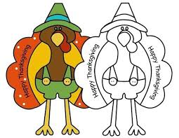 Thanksgiving Turkey Colors Turkey Color Page Thanksgiving Color Pages Printable Amindfulgeek
