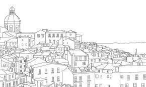 italy coloring travel luxury travel coloring book coloring page