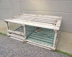 Lobster Trap Coffee Table by Fish Trap Table Etsy