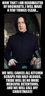 Snape Meme - severus snape as headmaster severus snape know your meme