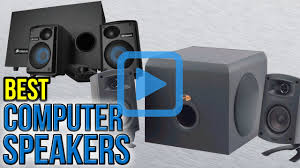 top 10 home theater top 10 computer speakers of 2017 video review