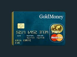prepaid mastercard goldmoney prepaid card by kevin dribbble