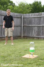 Backyard Science Games This Epic Bottle Rocket Flew Higher Than Our Two Story House
