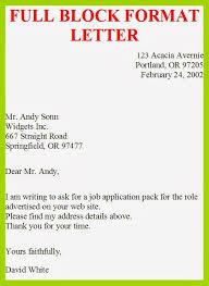 block business letter format 28 images semi block business