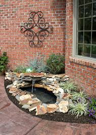 Diy Backyard Ponds Diy Backyard Pond U0026 Landscape Water Feature Hometalk