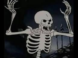 Skeleton Meme - spooky memes compilation spooky skeleton youtube