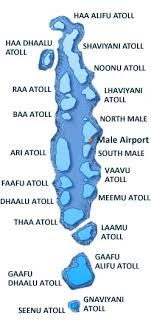 maldives map maldives map of the atolls reefscapers