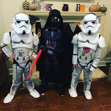 it was a star wars halloween the house of pannek