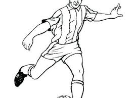 soccer coloring pages for adults free printable logo u2013 thaypiniphone