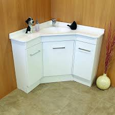 Corner Bathroom Vanity Cabinets Corner Bathroom Sink Vanity Units Corner Oak Cabinet With Basin