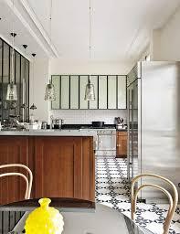 cuisine appartement parisien intérieur design l exemple d un appartement à