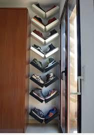 bathroom stylish best 25 shoe racks ideas on pinterest diy storage