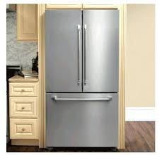 kitchenaid cabinet depth refrigerator cabinet depth refrigerator awesome 4 door counter depth fridge