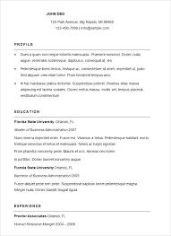 writing a basic resume exles basic resume sles interesting 30 basic resume templates